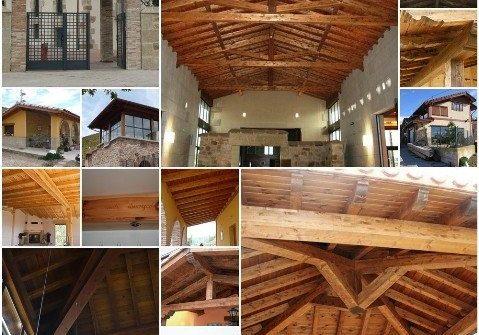 Estructuras de madera en la rioja todo lo que necesitas for Tejados de madera casas