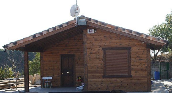 Construye la casa de madera de tus sue os la rioja - Casas de madera para vivir ...