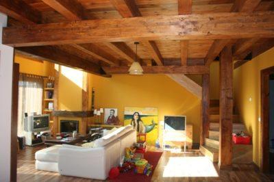Casas de madera de segunda mano