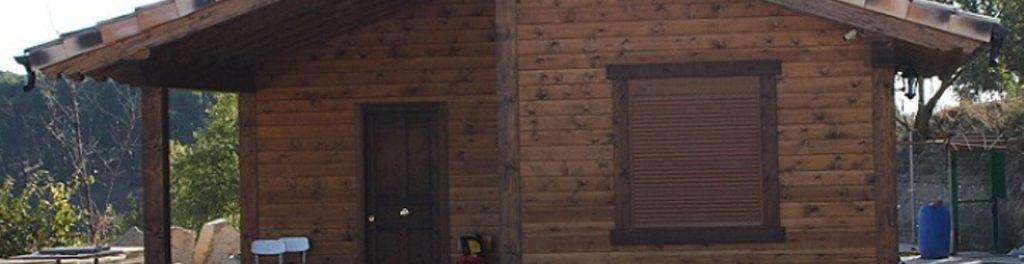 Casas de madera en La Rioja