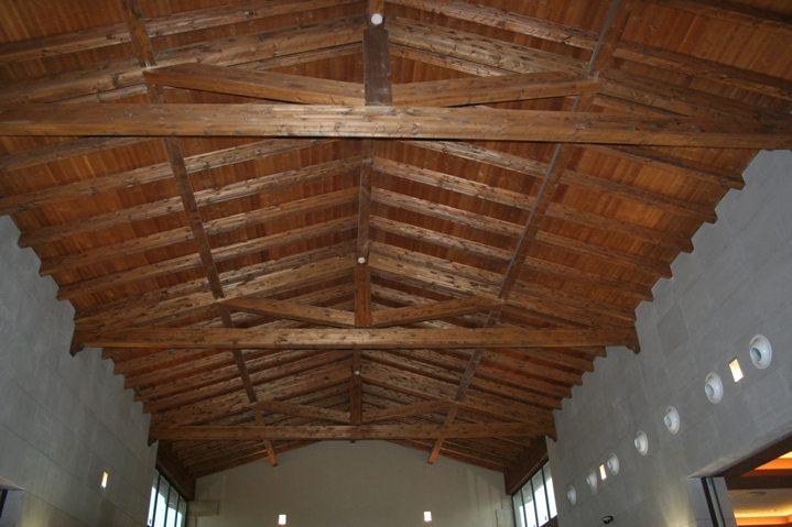 La cubierta y tejado que necesitas para tu casa en la rioja - Estructuras de madera para tejados ...