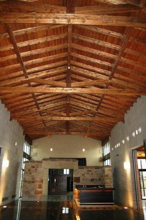 La cubierta y tejado que necesitas para tu casa en la rioja for Tejados de madera barcelona