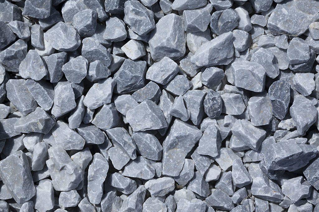 piedras para jardines grava