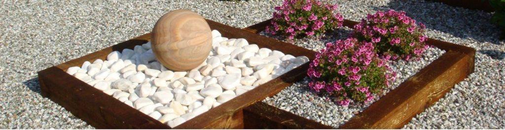 Piedras Decorativas, Cortezas y Áridos en La Rioja