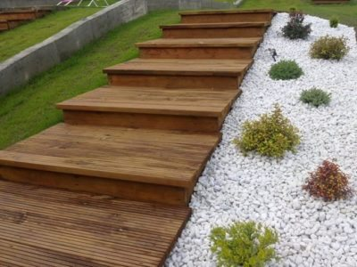 Tarimas de madera